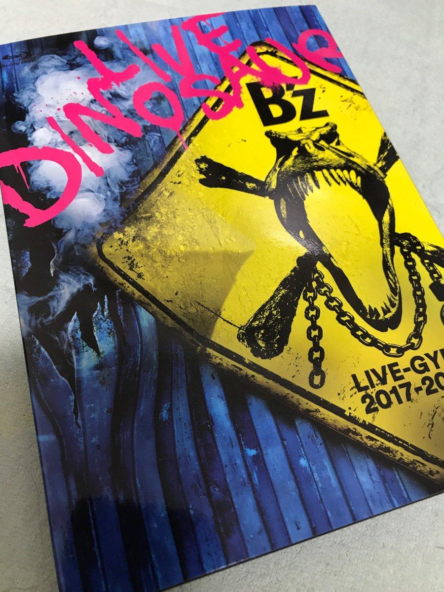 B'z LIVE-GYM 2017-2018 LIVE DINOSAURに関する画像2