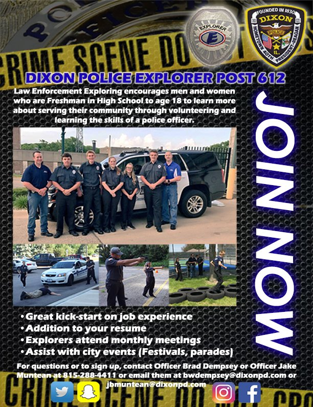 Are you in High School and interested in a career in law enforcement? <br>http://pic.twitter.com/ZJLEZ99W9d