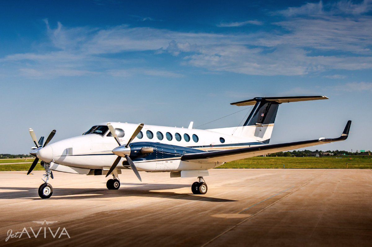 Featured Aircraft | 2010 #Beechcraft King Air 350I | Equipped with the ProLine 21 avionics suite and an interior to impress all, this King Air is ready for any mission. See the offering price and more details here,  https:// aircraftsales.us/?p=21573  &nbsp;   #Aircraftforsale #Aviation #Bizav<br>http://pic.twitter.com/m7dkWQZny2