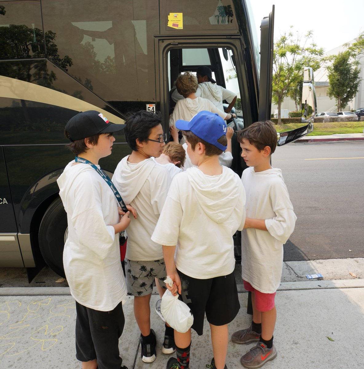 Libera has left the building.  #goinghome #londonbound<br>http://pic.twitter.com/iqNccImPuP