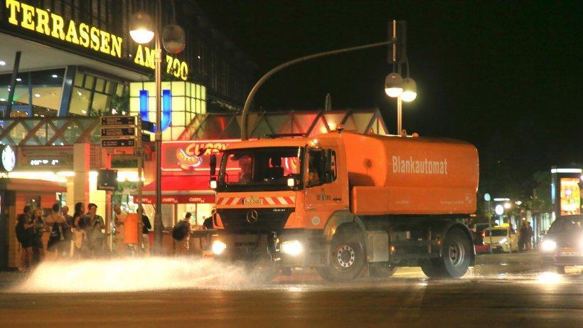 Berliner Morgenpost On Twitter Berlins Neue Spulmaschine Bsr