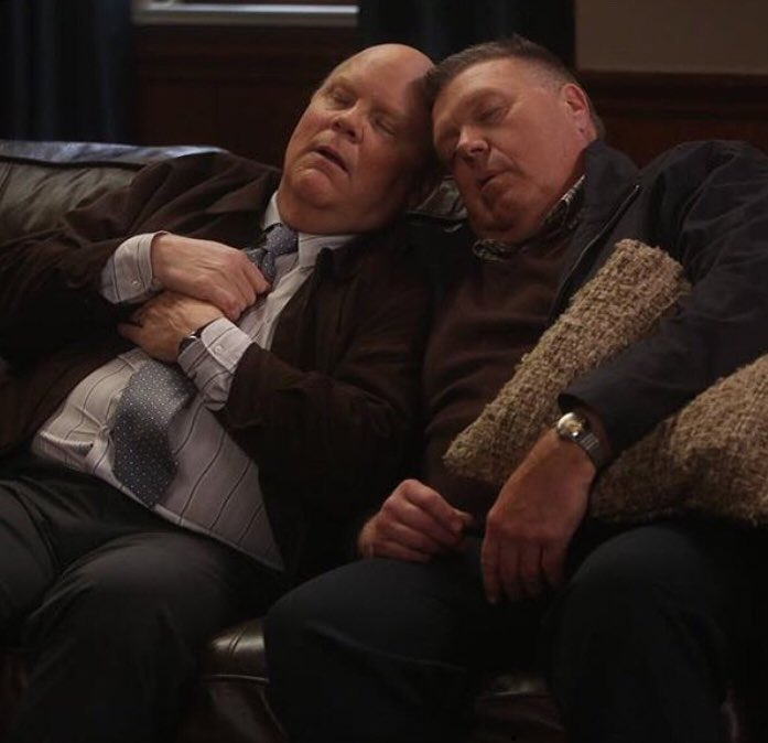 #NationalLazyDay have no idea how this Day pertains to us. #Brooklynsfinest #Nappals