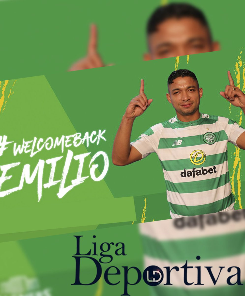 Liga Deportiva's photo on Emilio Izaguirre