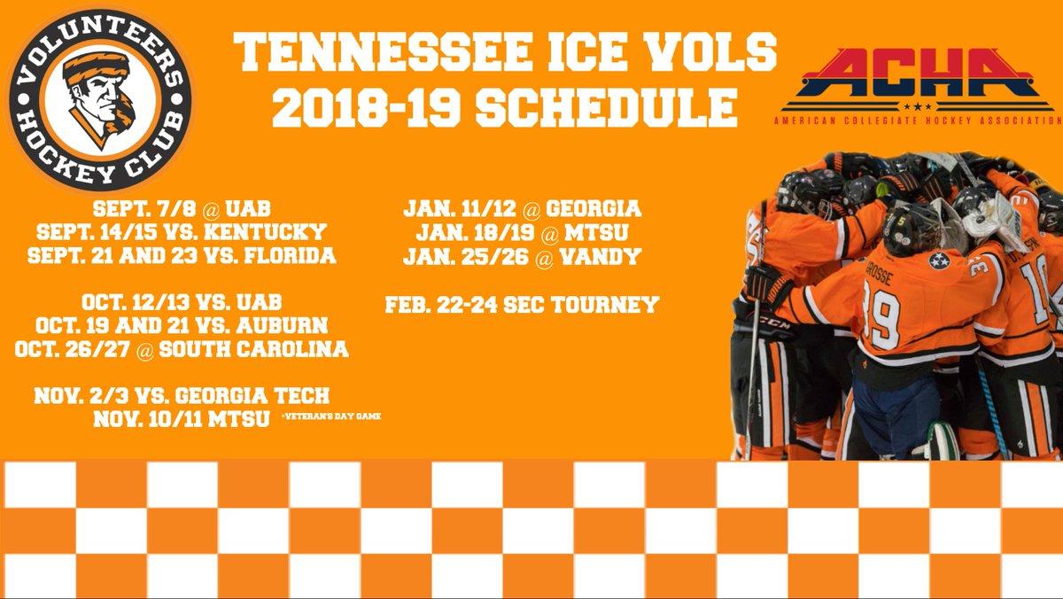 tennessee ice vols (@icevolshockey) | twitter
