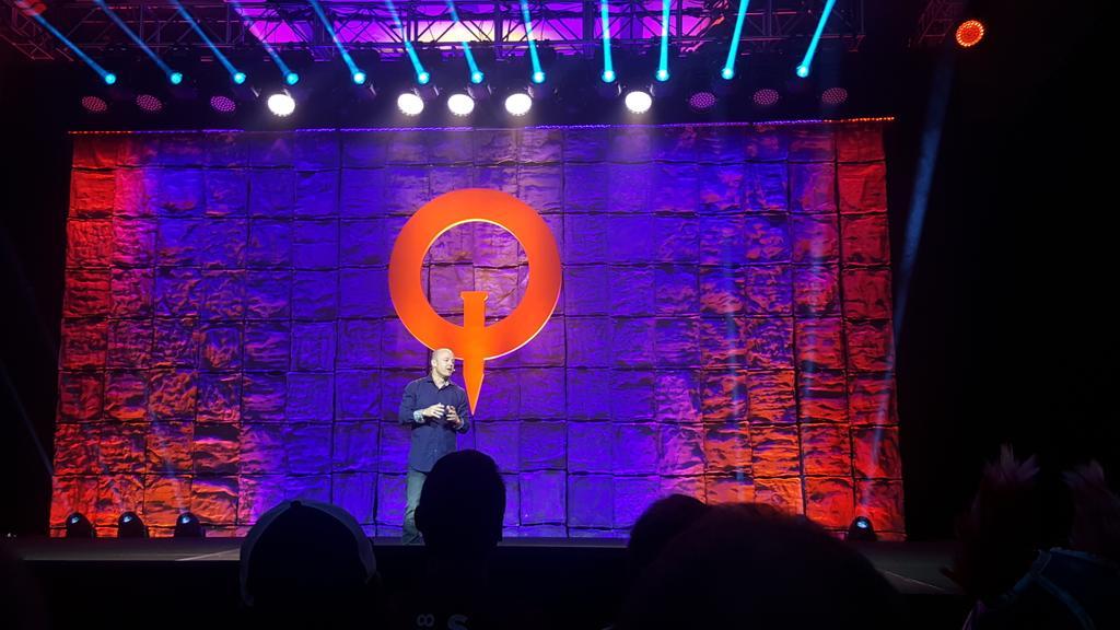 'The biggest @QuakeCon ever.'