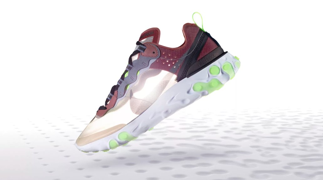 aed6b498cec9 The Nike React Element 87 drops next week in a new