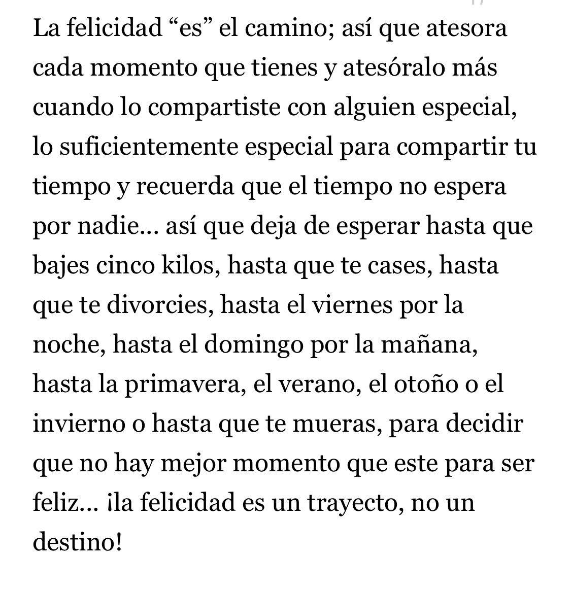 Jorge Berrospe On Twitter La Felicidad Es Un Trayecto No Un Destino Eduardo Galeano
