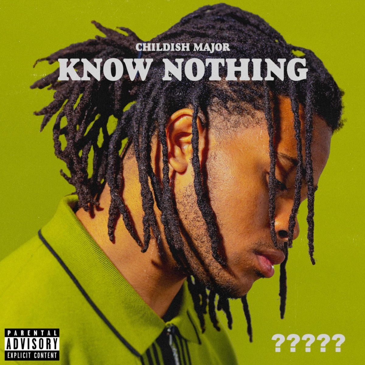 Listen to @Childish_Major's New Single 'Know Nothing' https://t.co/A2K38fRwl7 https://t.co/LcCjL5Ww9S