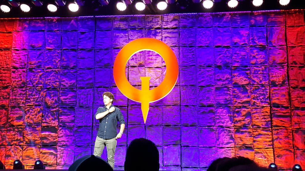 We want more answers Todd! #QuakeCon2018