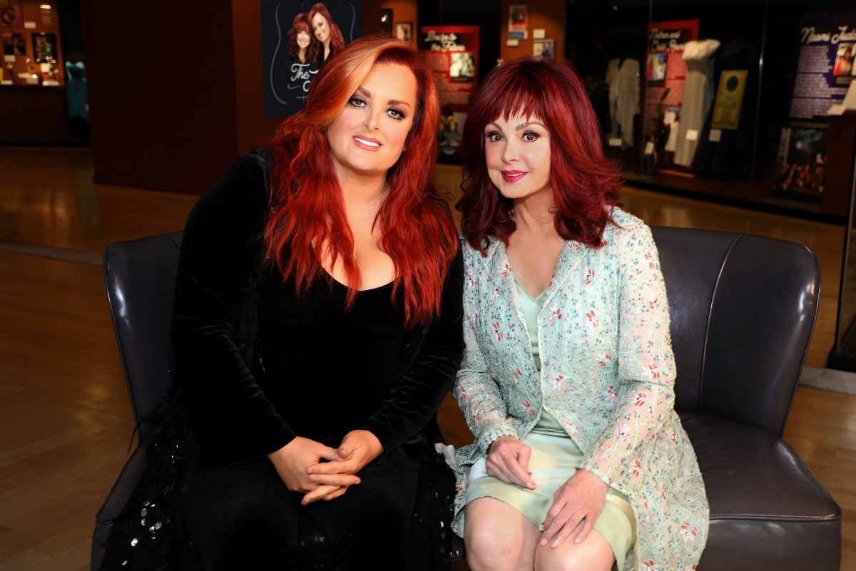 I think The Judds: Dream Chasers exhibit at the @CountryMusicHoF is remarkable and reminds everyone to hold onto moments from their own life. Our lives changed forever when we signed to RCA Records and we're thankful for the Hall of Fame to tell our story through these items.