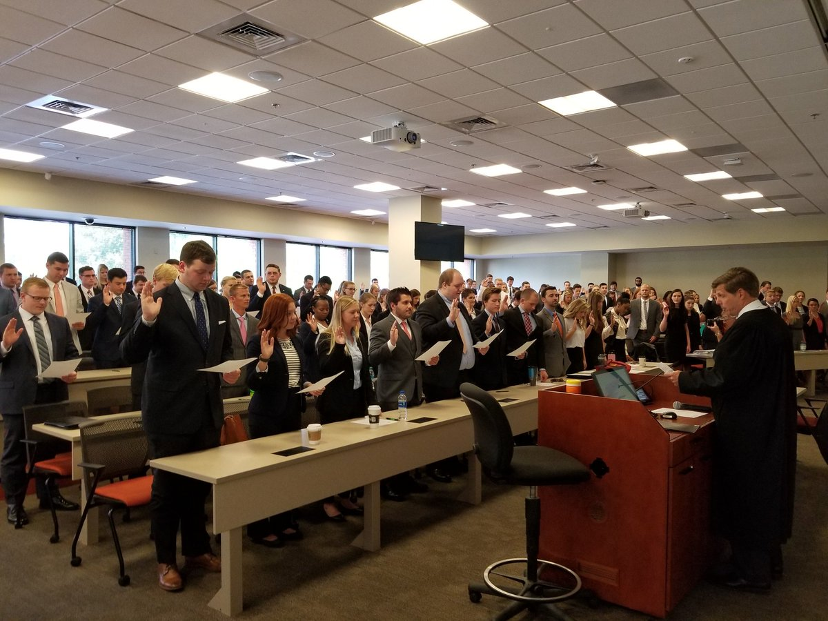 Campbell Law School >> Campbell Law School On Twitter This Morning Alumnus Judge