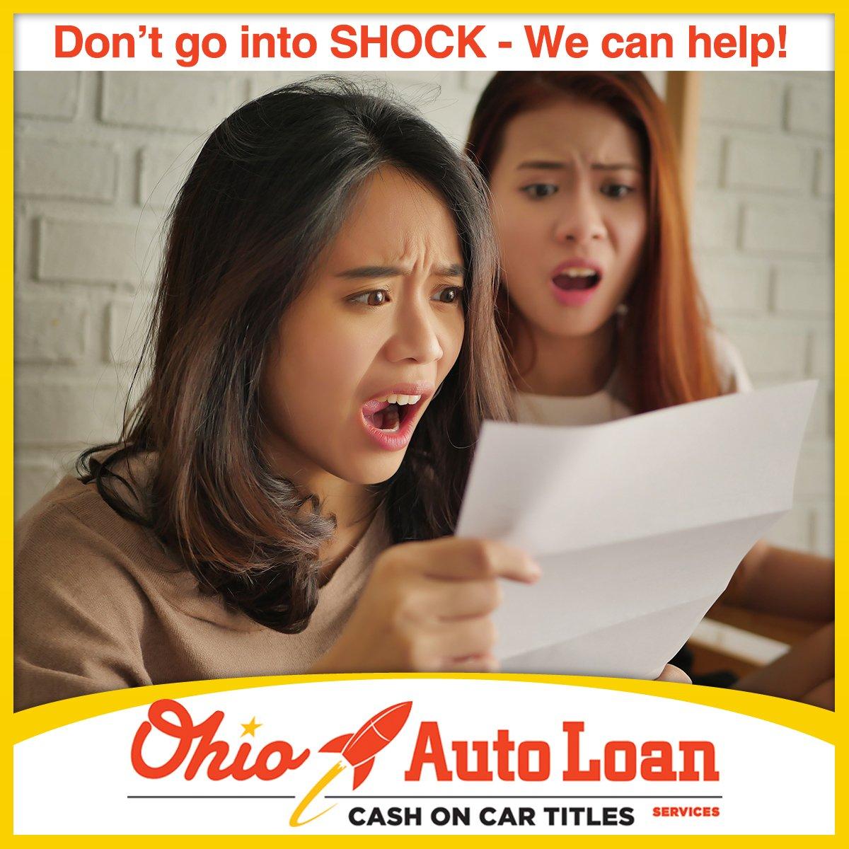 Ohio Auto Loan Svc Ohioautoloansvc Twitter