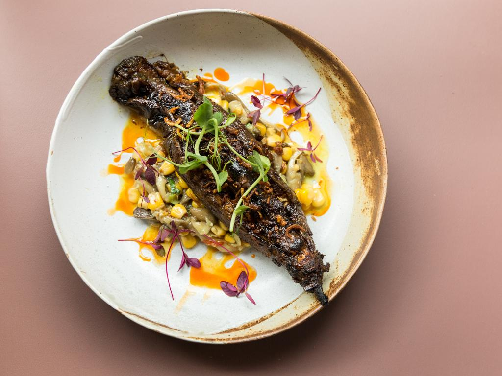 Looking for somewhere to eat in London this weekend? Get yourself down to the restaurant of the week: Lahpet timeout.com/london/restaur…