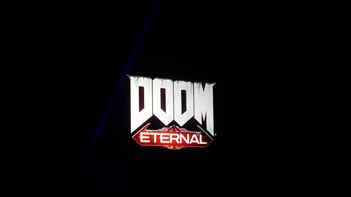 The @DOOM PC jawdropping gameplay just keeps on giving. #QuakeCon2018