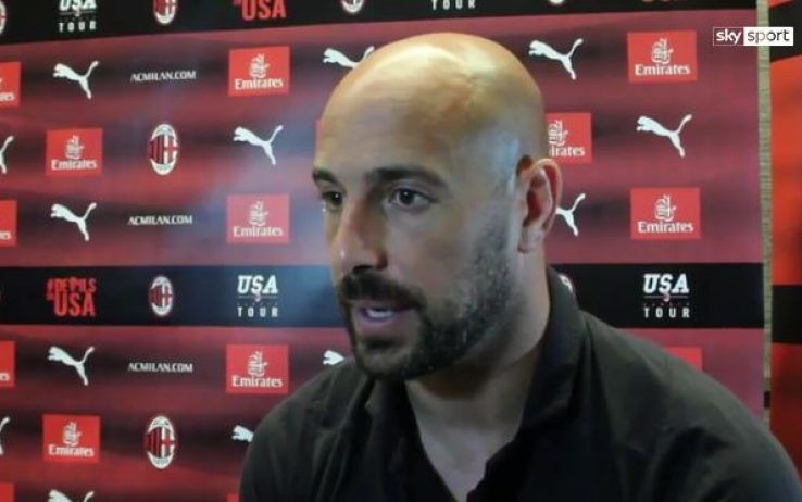 """#Reina: """"Essere al #Milan è il sogno di un bambino. Spero di giocare anche a #Napoli"""" #ACMilan  - Ukustom"""
