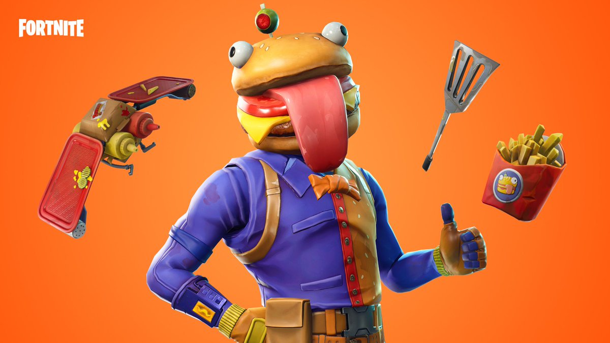 fortniteverified account - beef boss fortnite
