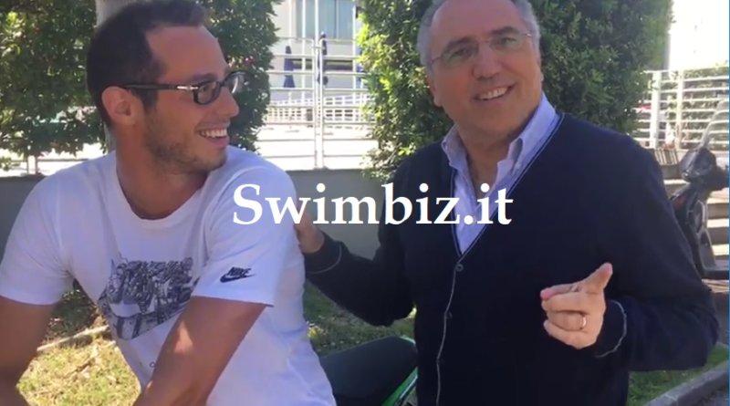 Ori d'#Aniene, Gianni Nagni a Swimbiz: sfruttiamo al massimo le risorse, intesa perfetta con la #Fin  https://tinyurl.com/ybr3ba58  #Codia #Quadarella #Panziera #nuoto #swimming  - Ukustom