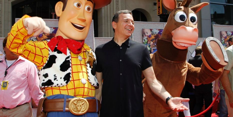 After the deal closed in 2006, John Lasseter revealed that Bob Iger had realized Disney needed to buy Pixar while watching a parade at Hong Kong Disneyland.  Iger noticed that of all the characters in the parade, all the newer ones from the past decade had been created by Pixar. <br>http://pic.twitter.com/Ok9wnYCR56