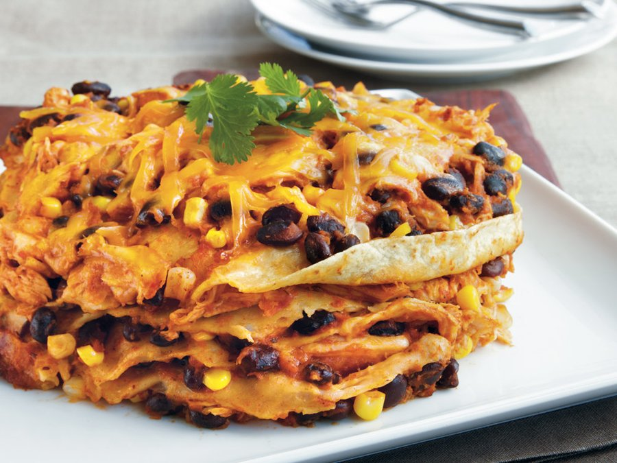Cook up this #enchilada stack for #dinner.  https://t.co/gixlqGt6OO https://t.co/VfRu2BJEwX