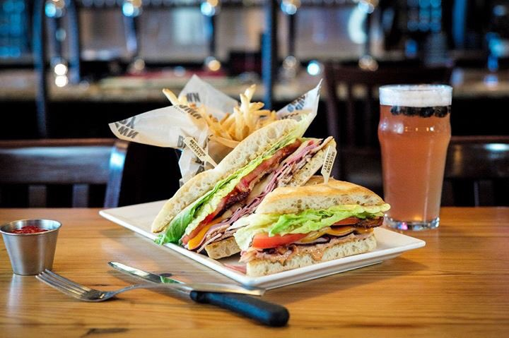 It's #NationalLazyDay… We'll handle all the cooking and brewing for you to enjoy. #LazyIsTasty #FoodieFriday #Tulsa https://t.co/cy3hDr02tY