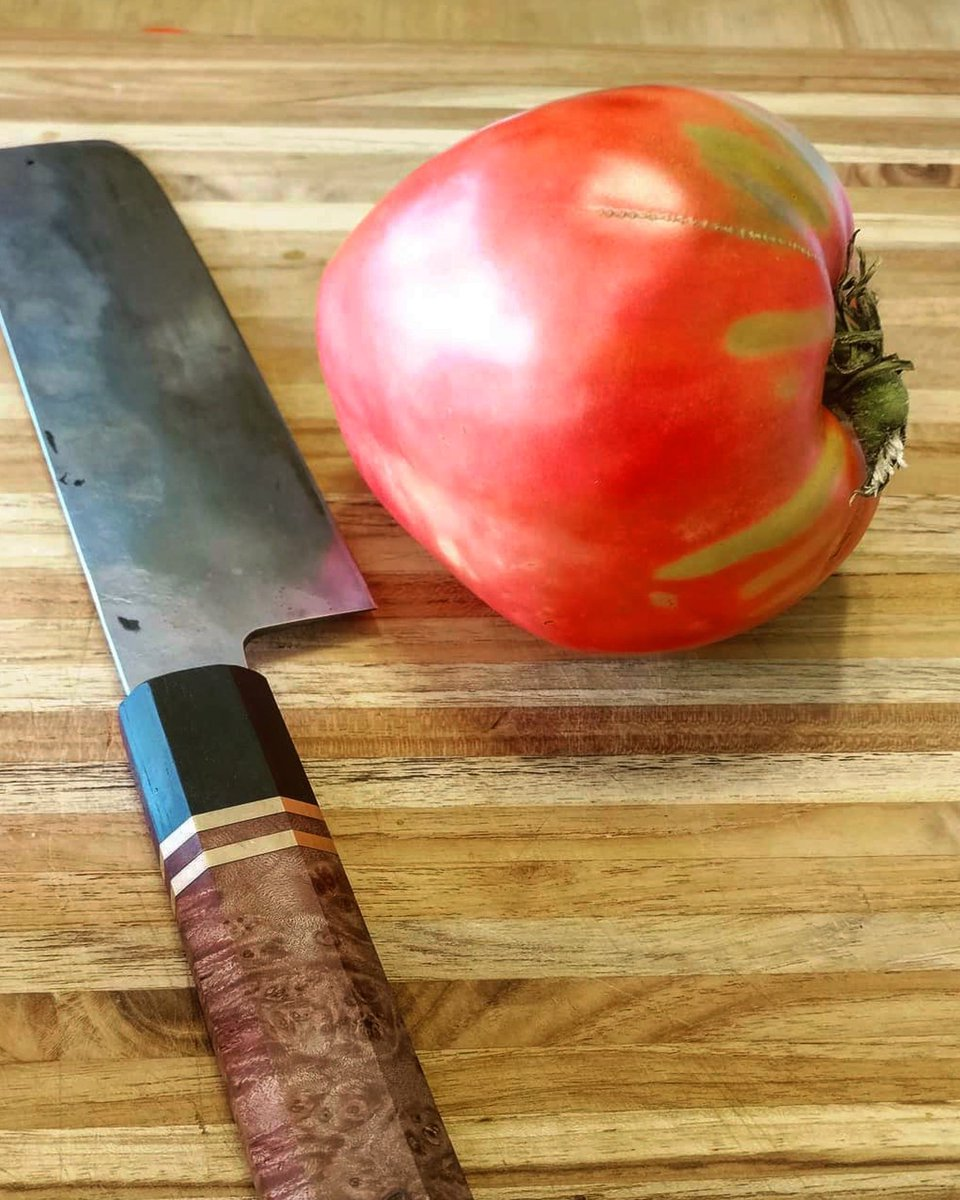 Cooking at home with #VintagePrairieFarm!  Hungarian Heart Tomato https://t.co/7HiAWFjQE1