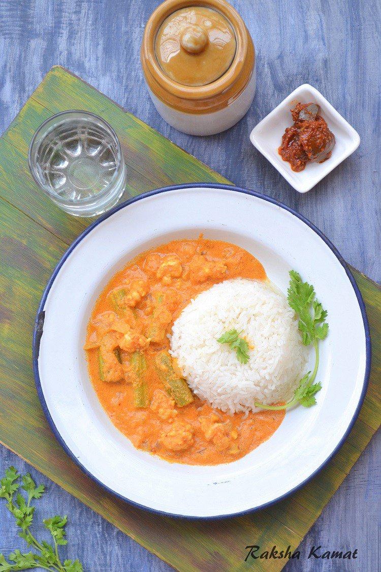 Goan Prawns Curry WithDrumsticks https://t.co/uyOe6V3dpL https://t.co/AWpuihYzek