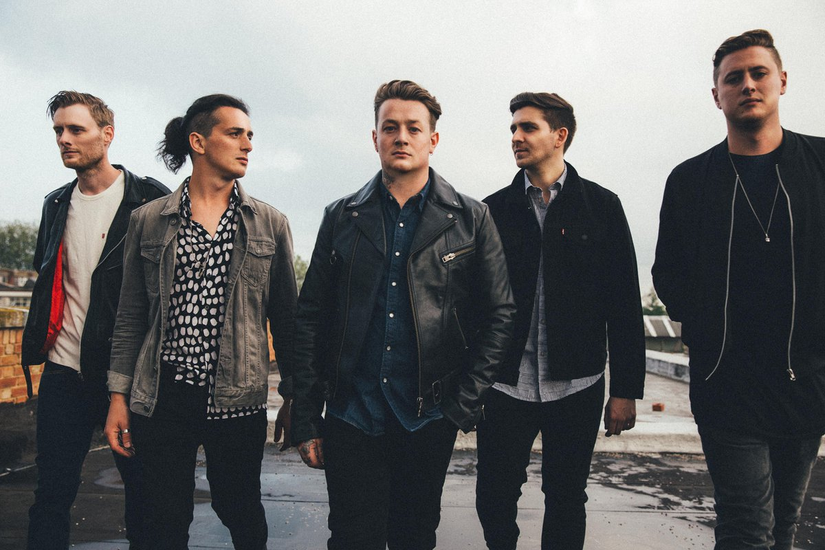 Congrats to @deafhavana – Rituals takes them straight into the Top 10! 🙌bit.ly/2OWkYOZ