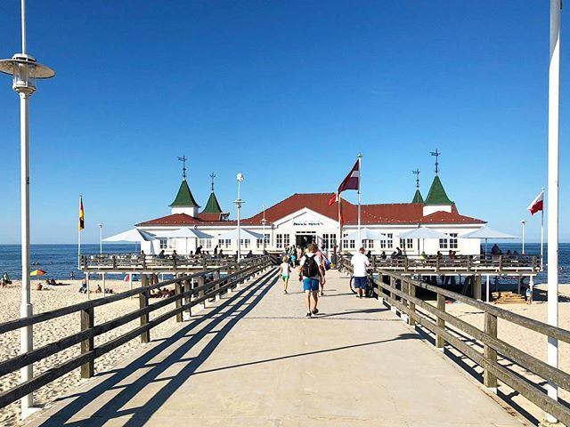 Ostsee (Insel Usedom) - Part 7 unserer letzten Cabriotour __________________ #Usedom #SeebrückeAhlbeck #SeebadAhlbeck #Ostsee #beautiful #summer #explore #traveling #travel #reisen #vacation #urlaub #shadesofblondeontour #keepcalmandtravelpic.twitter.com/DIf2EGD1mG