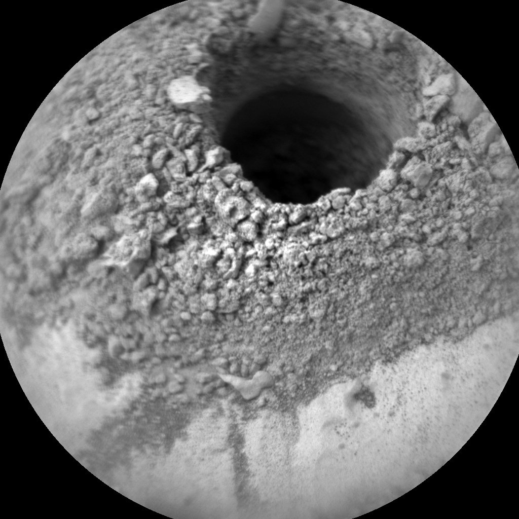 What Kind Of Nut Has A Hole >> Emily Lakdawalla On Twitter Finally A New Drill Hole On Mars Vera