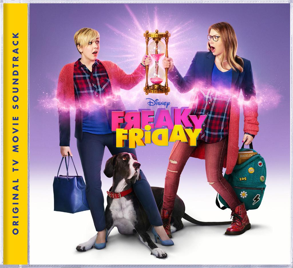 Disney Channel On Twitter Freak Out Listen To Your Favorite 12 Original Tracks From The Movie Freaky Friday