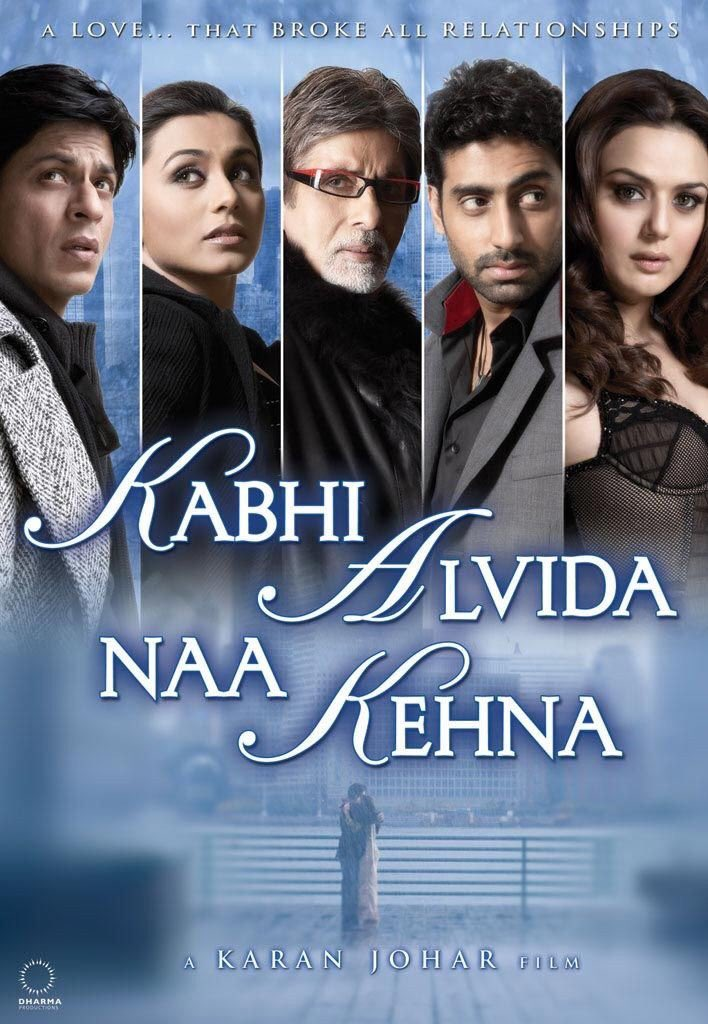 A film that will always remain special to me! Had polarised responses but is discussed and probably understood better today! My dream cast @SrBachchan @iamsrk @juniorbachchan @realpreityzinta #Rani #12YearsOfKANK ❤️