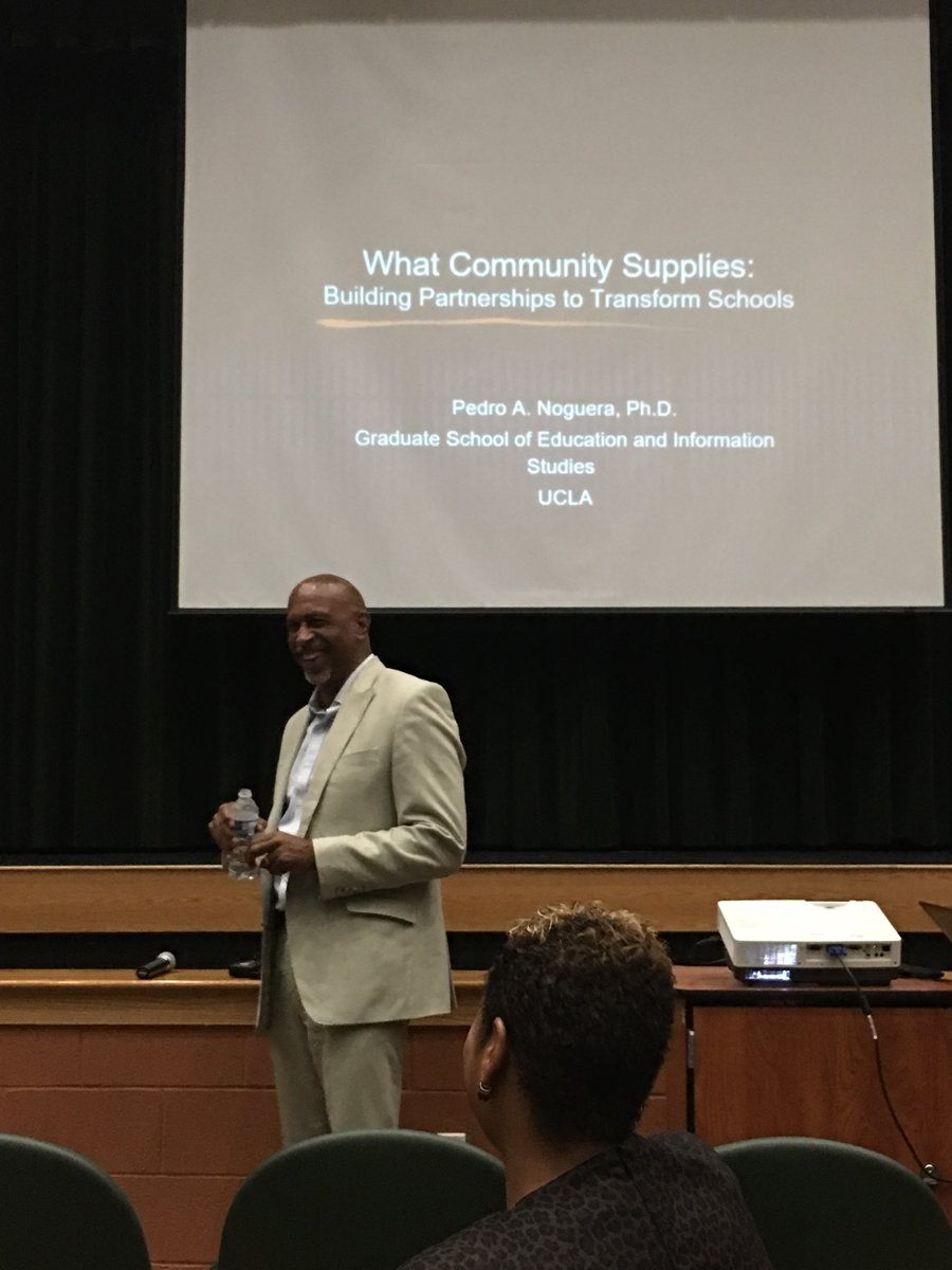 Looking forward to hearing Dr. Noguera speak on community partnerships to transform schools <a target='_blank' href='https://t.co/vqVYnONPl0'>https://t.co/vqVYnONPl0</a>
