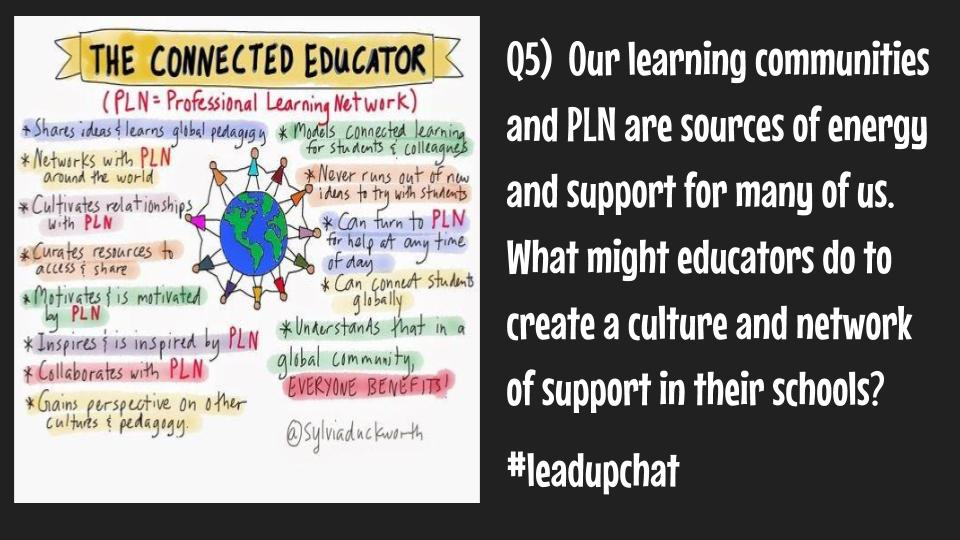 RTQ5: #LeadUpChat #FullyCharged