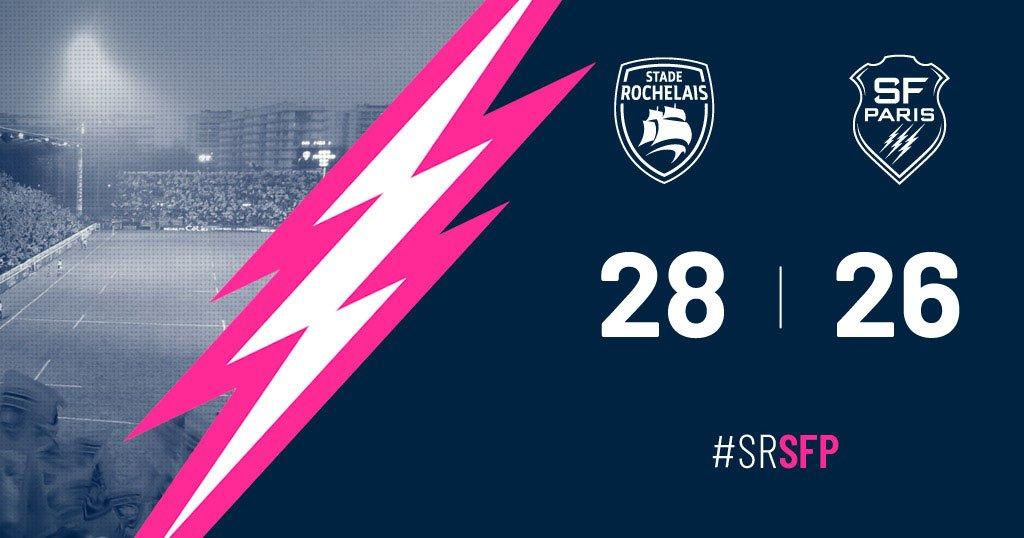 #ScoreFinalLes Parisiens s\