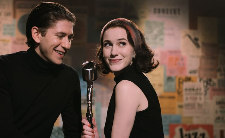 The #MarvelousMrsMaisel&#39;s Season 2 trailer just dropped, and this time, our '50s comedian shero is taking her act on the road  https:// trib.al/jAsb9lX  &nbsp;  <br>http://pic.twitter.com/eErgJJGl3R