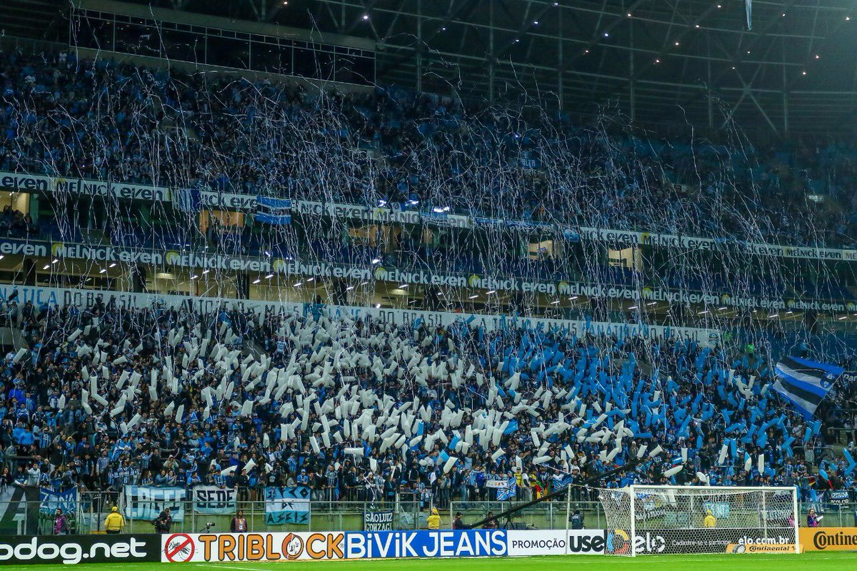 Have a great weekend Tricolor fans!  See you Sunday at the Arena.   #GremioinEnglish  : Lucas Uebel / Grêmio FBPA <br>http://pic.twitter.com/EMOCeJF1ap