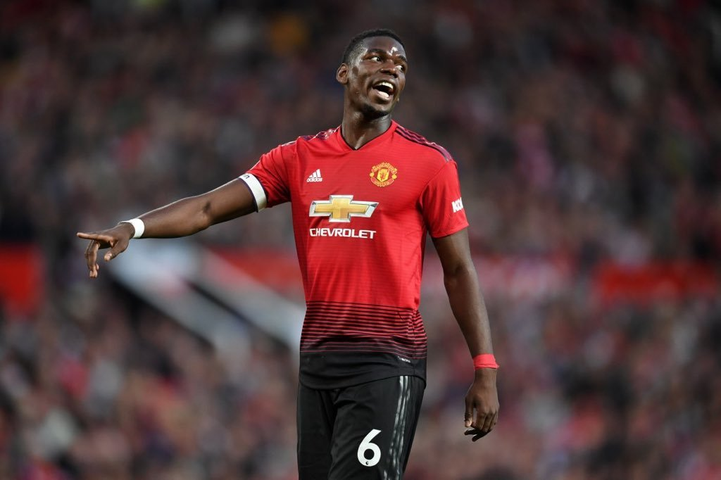 Paul Pogba:   Stellar World Cup performances   Bosses the midfield against Modric and Rakitic   Wins the World Cup  Returns from holiday on Monday   Bosses the game on Friday <br>http://pic.twitter.com/h6Uxu1rRsC