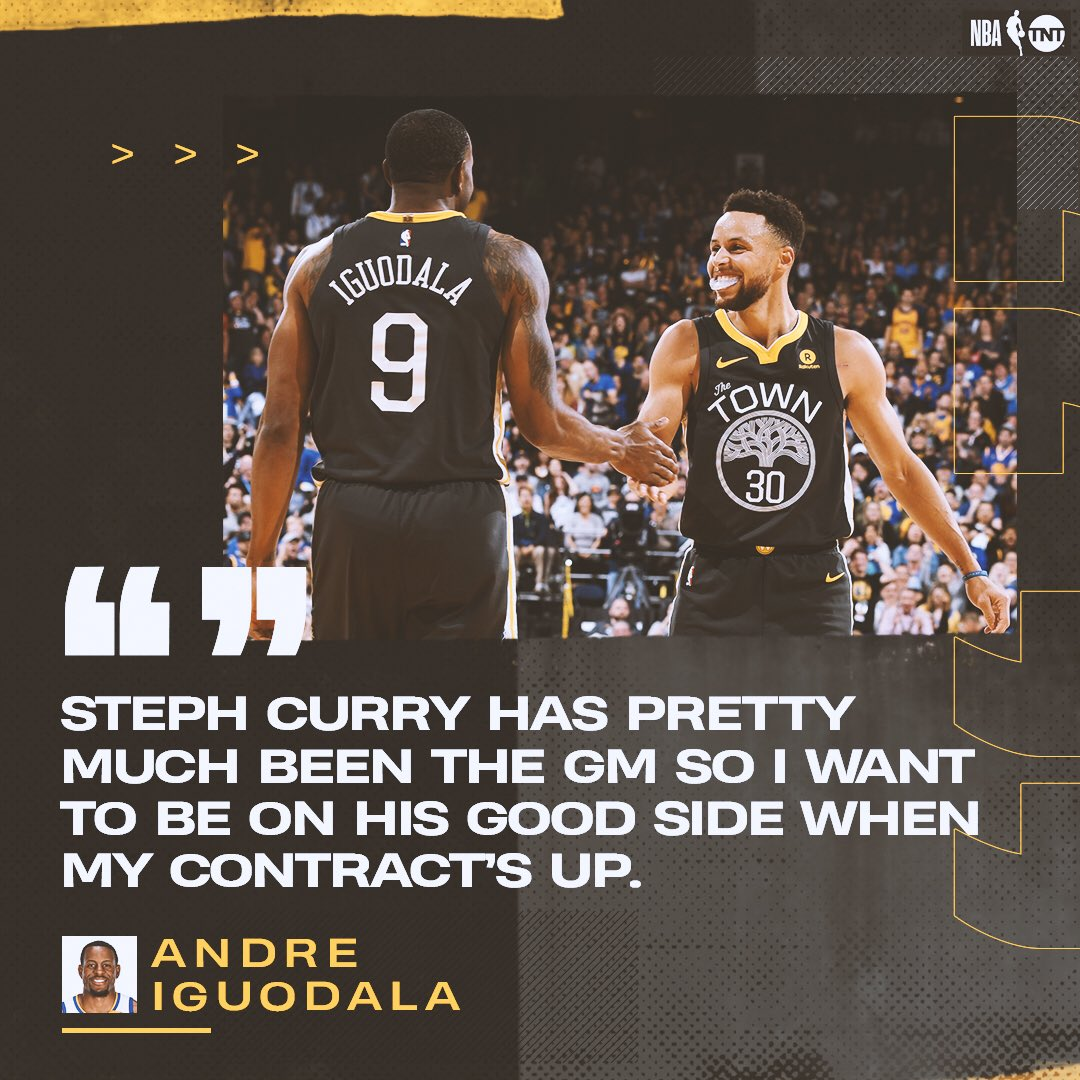 Thoughts, @StephenCurry30? �� https://t.co/dEi0M9KY5z