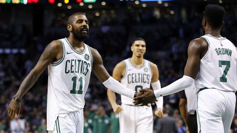 NESN's photo on Celtics