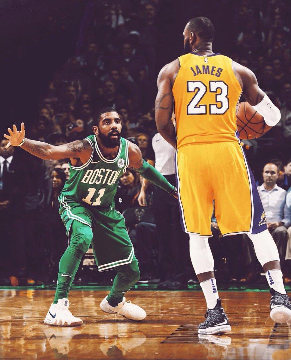 Legion Hoops's photo on Celtics