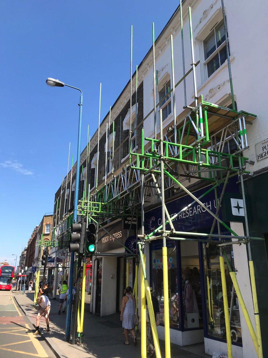 TigonScaffold photo