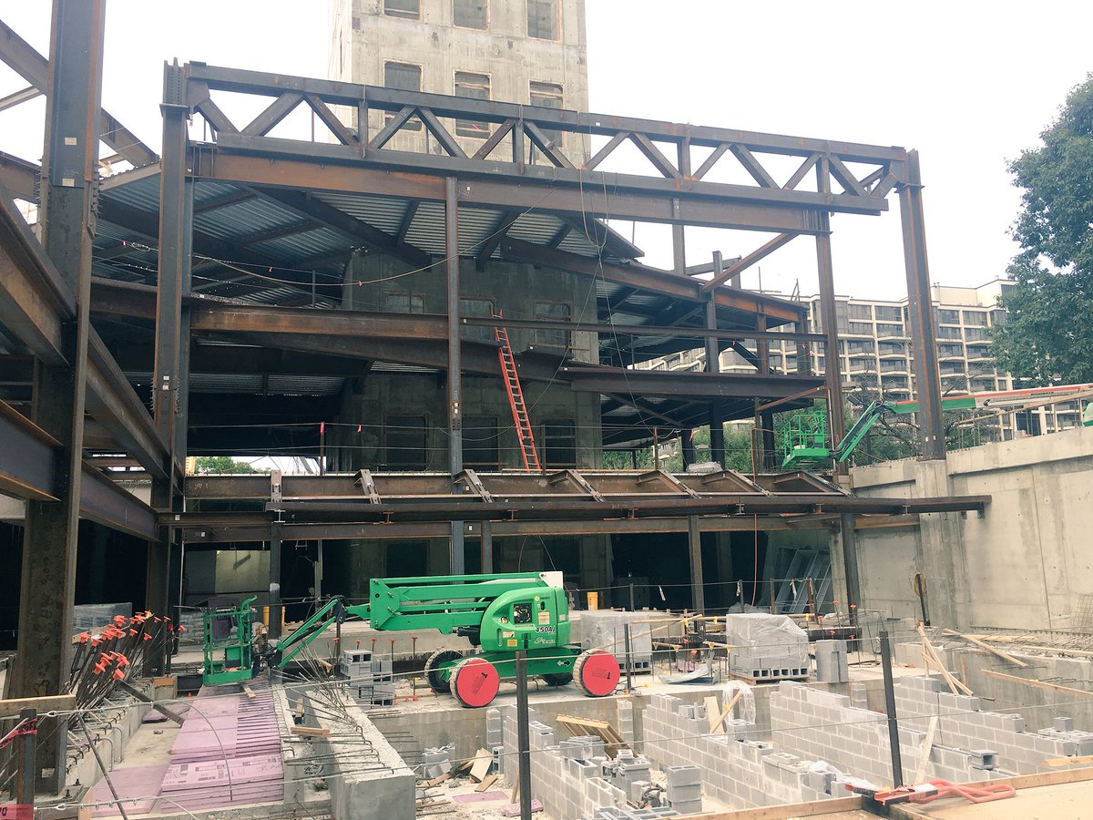 First of several trusses for new <a target='_blank' href='http://search.twitter.com/search?q=WilsonSite'><a target='_blank' href='https://twitter.com/hashtag/WilsonSite?src=hash'>#WilsonSite</a></a> theater set in place! <a target='_blank' href='http://twitter.com/hbwtheatre'>@hbwtheatre</a> <a target='_blank' href='http://twitter.com/HBWProgram'>@HBWProgram</a> <a target='_blank' href='http://twitter.com/StratfordKG'>@StratfordKG</a> <a target='_blank' href='http://twitter.com/APS_SecondaryEd'>@APS_SecondaryEd</a> <a target='_blank' href='http://twitter.com/APSArts'>@APSArts</a> <a target='_blank' href='https://t.co/x3C9vB9lfF'>https://t.co/x3C9vB9lfF</a>