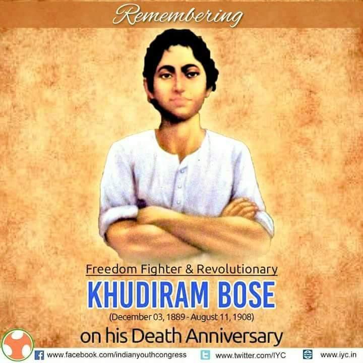 khudiram_bose hashtag on Twitter