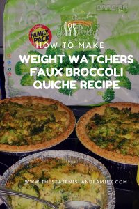 Weight Watchers Faux Broccoli Quiche Recipe https://t.co/Ce5gJEuzl8 By @thesifamily https://t.co/2fxUYlDTLf