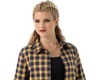 #INeverCanGetEnough   Of the &quot;Flannel, Black Leotard, and Braided-Hair Look...&quot; <br>http://pic.twitter.com/TXfsYWslVw