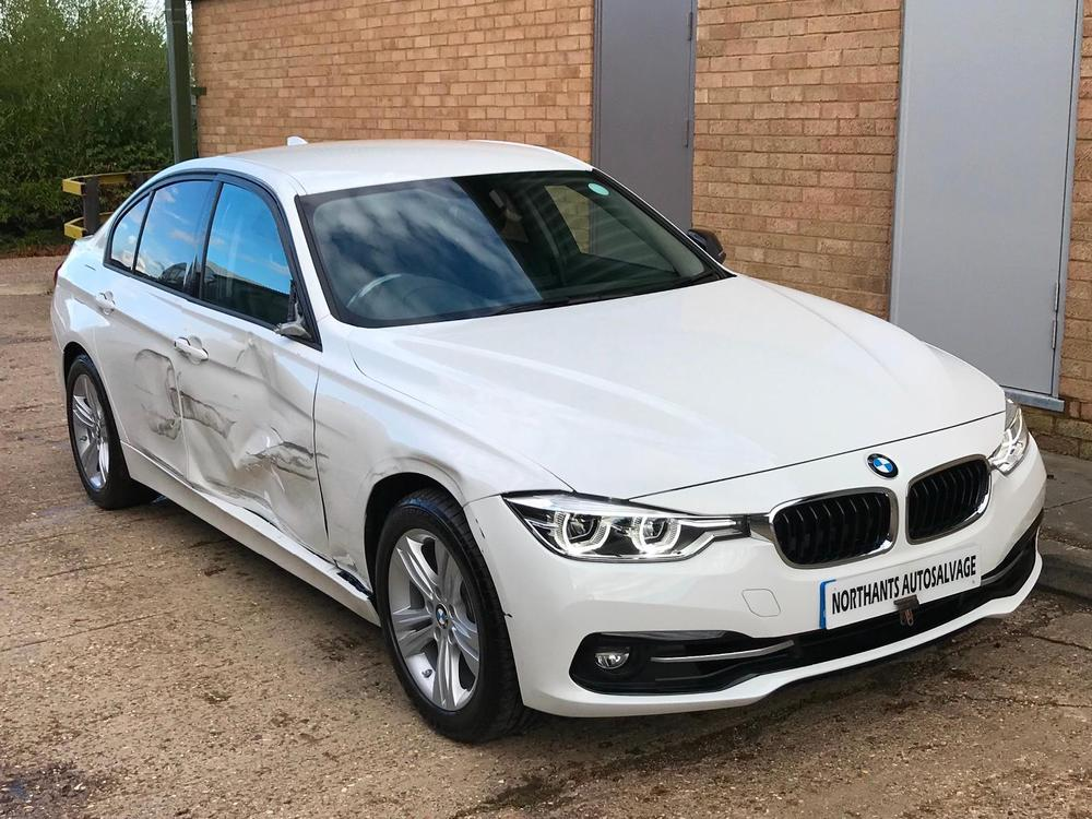 Uk Salvage Cars On Twitter Ebay 2018 Bmw 320i Sport Auto Unrecorded Damaged Repairable Salvage Https T Co Wmuuar3aee