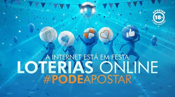 A Caixa lançou hoje o portal Loterias Online. Com pagamentos processados pelo Mercado Pago Brasil, apostadores de todo o Brasil agora podem realizar apostas online de qualquer modalidade #PodeApostar https://t.co/pcqkib3zlJ https://t.co/q1FUPWx1t3 https://t.co/KQqy2EE0HN