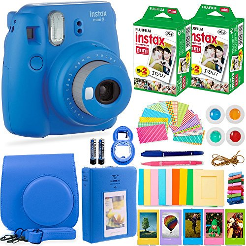 Film Photo Case Bag Compatible with Fujifilm Instax SQ 6//10//20 SQ20 Mini J4C2