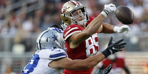 Kyle Shanahan reveals 49ers didn't sustain any long-term injuries vs. Cowboys  http:// bit.ly/2M9zeX3  &nbsp;  <br>http://pic.twitter.com/H6oNAMexm2