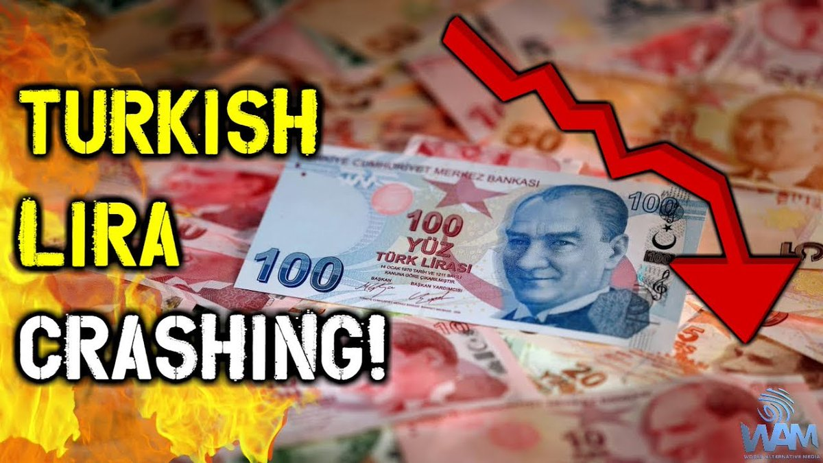 #News #Haberler #TuerkiyeninEkonomiEkranı #TurkeySanctions #Turkey #dolar7 #Dolar6  #money #RojoAlMaximoNivel #1DDrive #1FIRST #IFBDrive #IFB #GainWithXtianDela #GainWithPyeWaw #GainDeep #GainHighway #TrapaDrive #Tuerkei   FOLLOW ALL RT  Turkey´s Lira --&gt; https:// dai.ly/x6rtmil  &nbsp;  <br>http://pic.twitter.com/CL27WoRMGu